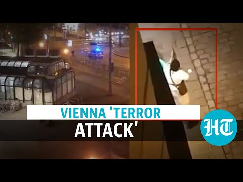 At least 3 killed in Vienna attack involving multiple assailants, locations
