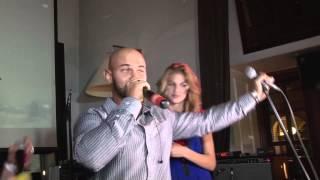 Презентация клипа Джигана и Полины Скай в клубе Балчуг5 (Ex GQ Bar)