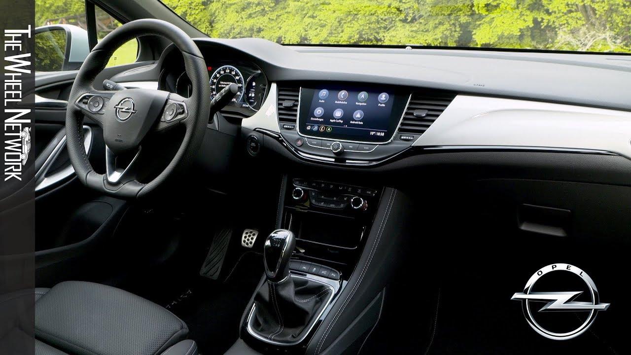 2020 Opel Astra Interior Youtube