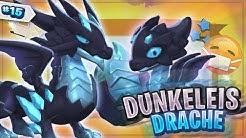 Dragon Mania Legends - Vorsicht erkältet! 😷 Der Dunkeleis Drache #15   Lets Play deutsch
