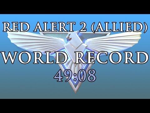 Red Alert 2 (Allied) - SPEEDRUN - 49:08