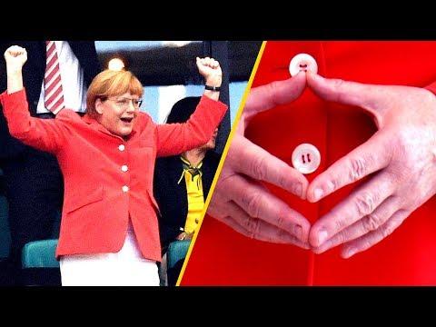 Die Ausstrahlung von Angela Merkel, analysiert