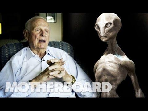 The World's Highest Ranking Alien Believer