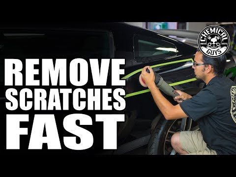 How To Polish Scratches and Swirls From Black Paint! - Boss 302 Mustang | Laguna Seca