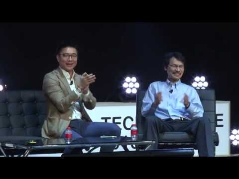 Slush Singapore - Marcello Ang (Moderated by Hian Goh) - Creating a Driverless World