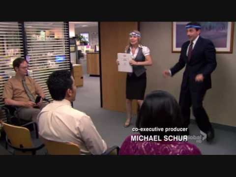 """Michael Scott & Holly Flax - """"Lets Get Ethical"""""""