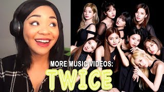 Reaction to Twice Music Videos (Merry and Happy, What is Love, Yes or Yes, Best Thing I Ever Did)