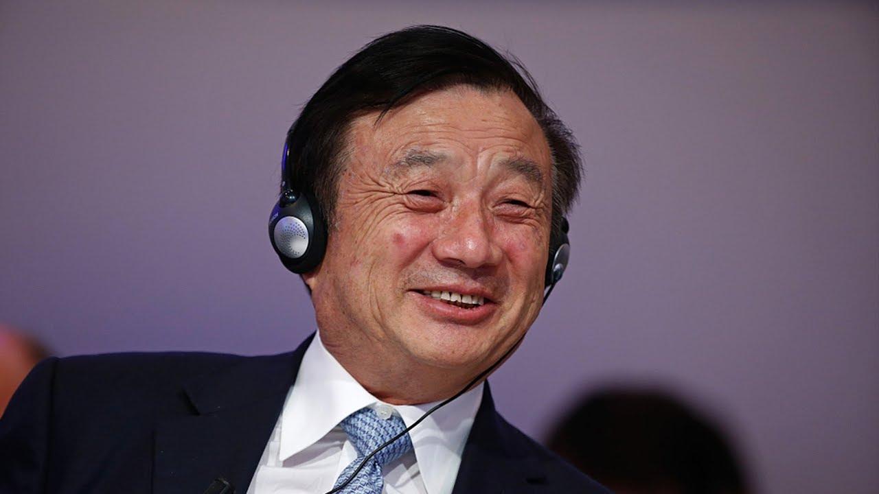 Pendiri Huawei: Huawei Seperti Pesawat Rusak yang Masih Bisa Terbang
