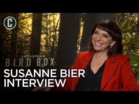 Bird Box: Director Susanne Bier Interview