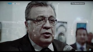 The Newsmakers: Russian ambassador assassinated