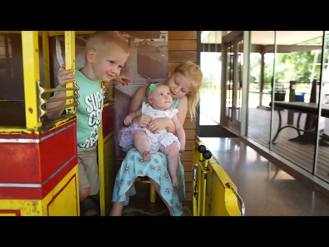 McCormick Stillman Railroad Park in Scottsdale, Phoenix With Kids