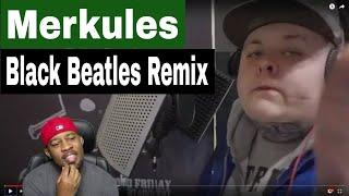 My Reaction | Merkules - Black Beatles Remix