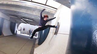 We Want ReVenge 55: SECRET Skate Spot!