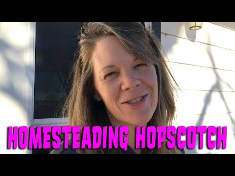 Homesteading Hopscotch