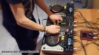 Tenminmix Techno to  Tech-Trance [HD]