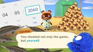 Is It Wrong to Cheat in Animal Crossing?