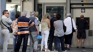 """Griechen vor der Ungewissheit: """"Viele wollen es einfach mit sich geschehen lassen"""""""