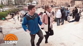 Frontiers Of Faith: Unlocking The Mysteries Of The City Of David | TODAY