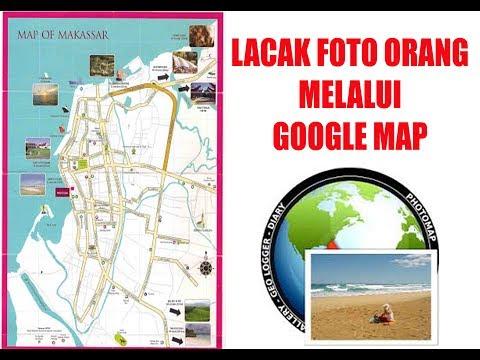 CARA MELACAK FOTO DI GOOGLE MAP