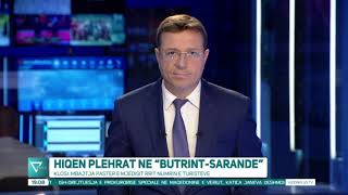 News Edition in Albanian Language - 20 Gusht 2019 - 19:00 - News, Lajme - Vizion Plus
