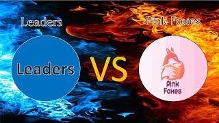 🔴TORNEO TIEMPOS DE FURIA IV (LEADERS VS PINK FOXES)