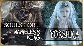 Download Video Souls Lore - Gwyn's Exiled and Bastard Children MP3 3GP MP4