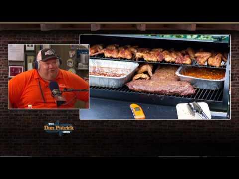 Chad Ward (BBQ Expert) on The Dan Patrick Show (Full Interview) 10/13/16