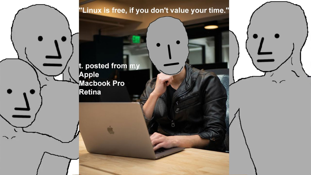 Linux Is Free if You Don't Value Your Time