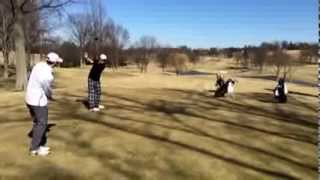 Amazing Golf Trick Shot Thumbnail