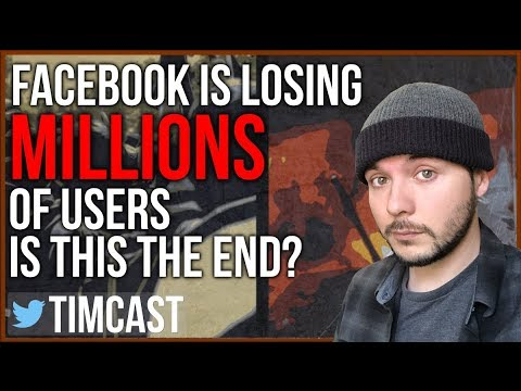 Facebook is losing MILLIONS of Users. (Ft. Bill Ottman of Minds.com)