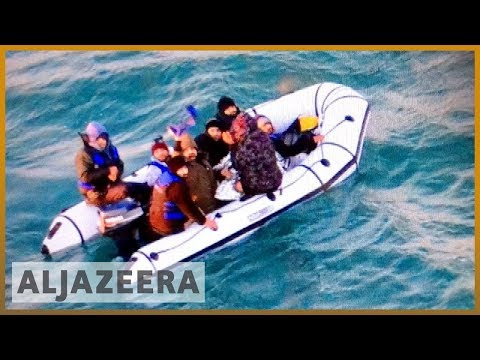 🇫🇷🇬🇧More migrants and refugees try to reach UK via English Channel | Al Jazeera English