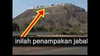 keajaiban dunia istana dajjal di bukit jabal habshi tanda kiamat sudah dekat