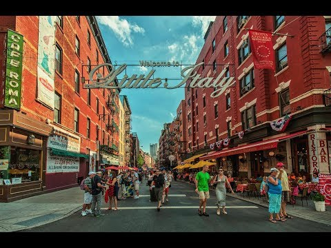 Guida alla Little Italy di New York