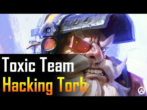 """Torb is shit on Attack, THROW THE MATCH for all of us"" Bronze Attack Torbjorn"