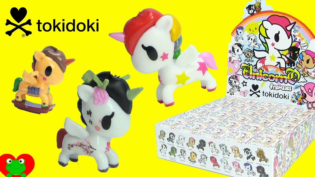 Tokidoki Frenzies Milk Figurine Keychain Charm Phonezies Toy Animals & Dinosaurs Action Figures