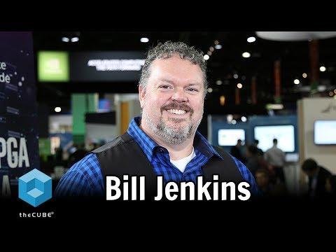 Bill Jenkins, Intel | Super Computing 2017
