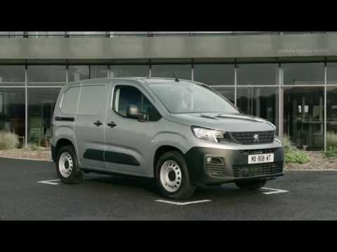 2019 Peugeot Partner - New generation commercial van