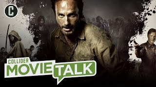 The Walking Dead: Rick Movies in the Works with Andrew Lincoln - Movie Talk