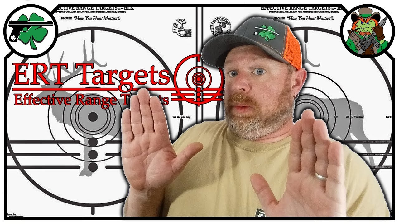 Ethical Hunting With Effective Range Targets