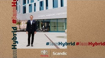 Toyota: I am Hybrid I Scandic Hotels