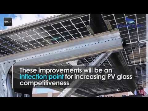 Advanced BIPV: A new generation of Photovoltaic Glass