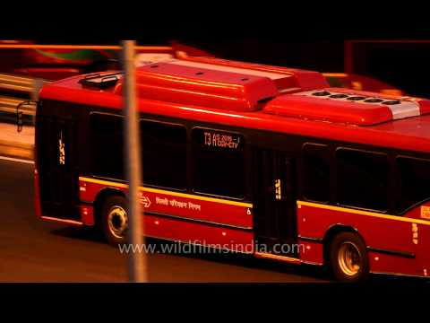 Delhi Transport Corporation (DTC) buses have improved hugely in recent years!