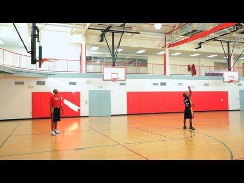 how-to-do-a-backwards-3-pointer- -basketball