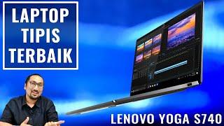 Laptop Tipis Terbaik? Kencang, Irit, Tercanggih: Review Lenovo Yoga Slim S740 - Indonesia