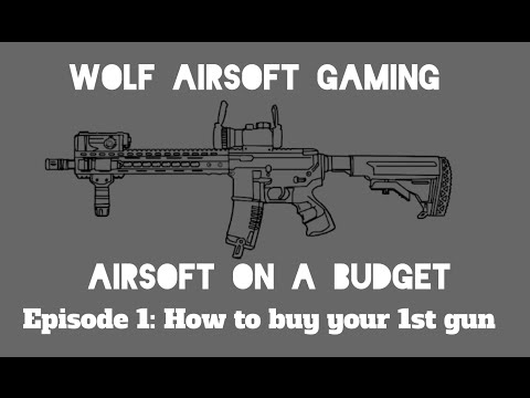 Airsoft On A Budget: How To Get Into Airsoft & How to Buy Your First Gun