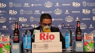 Video Diego Epifanio RP posterior Leche Río Breogán - Tizona Burgos