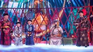 Семья Чооду. Категория «Музыкальная семья». «Лига удивительных людей»