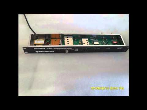 reparacion de modulador pico macom