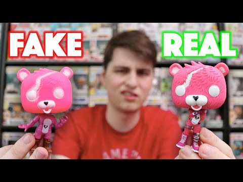 I Bought Fake Funko Pops  What to Look Out For