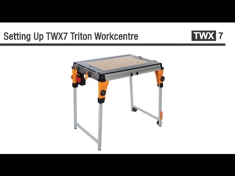 triton twx7 workcentre instructions youtube rh youtube com